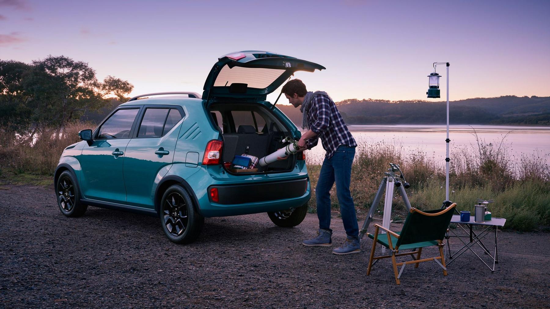 Suzuki Ignis Automobile Franzen